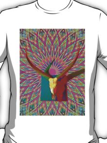 Psychedelic Horns T-Shirt