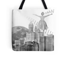 Scream At The Top Of Your Lungs Tote Bag