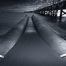 Twin Pipes by Tim  Geraghty-Groves