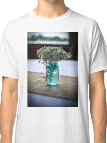 Jar of Flowers Classic T-Shirt