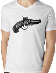 ye 'ol pistol Mens V-Neck T-Shirt