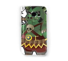You have encountered an Orc Samsung Galaxy Case/Skin