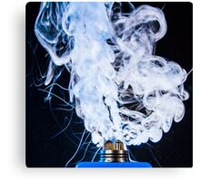 Box Mod Vapor Canvas Print