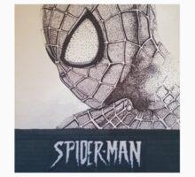 Spiderman  by Tyler Rider