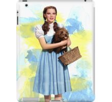 Dorothy Gale watercolors iPad Case/Skin