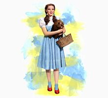 Dorothy Gale watercolors Unisex T-Shirt