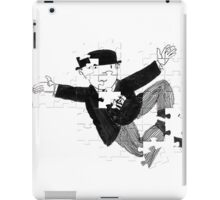 Mr Benn - The Jigsaw Man iPad Case/Skin