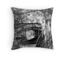 JUNIPER SPRINGS Throw Pillow