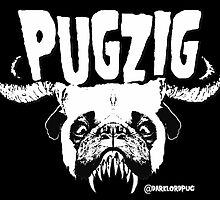 pugzig by darklordpug