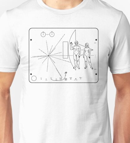 Seven billion miles and counting Unisex T-Shirt