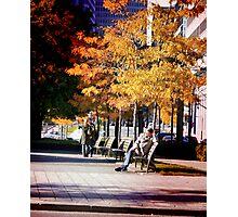 Park Lover Photographic Print