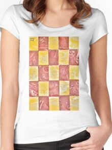 Dirty Soap #99 Women's Fitted Scoop T-Shirt