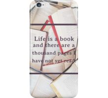 Clockwork Angel/Books iPhone Case/Skin