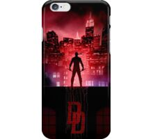 The Man Without Fear iPhone Case/Skin