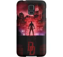The Man Without Fear Samsung Galaxy Case/Skin