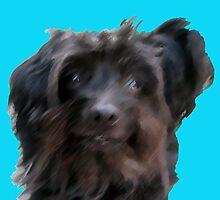My Precious Poochie by Linda Miller Gesualdo