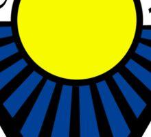 Seal of Sunnyvale  Sticker