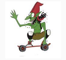 Dread goblin skater T-Shirt