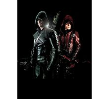 Arrow and Arsenal Photographic Print