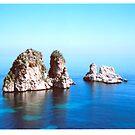 Island of Sicily by Nicole Gesmondi