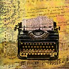 Typewriter by laraprior