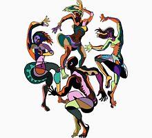 FOUR DANCERS Unisex T-Shirt