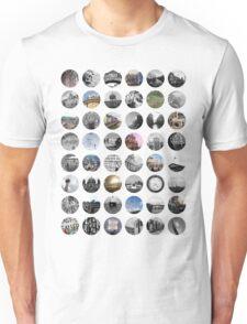 UK & Europe Snapshots T-Shirt