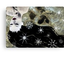 The Snow Child Canvas Print