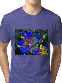 Pois Rouges Tri-blend T-Shirt
