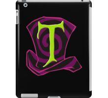 T Time iPad Case/Skin