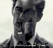 True Detective Rust Cohle Sticker