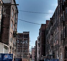 Back Alley by Matthew  Epp