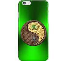 Virgo & Dog Yang Fire iPhone Case/Skin