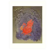 Dragons Lair Art Print