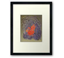 Dragons Lair Framed Print