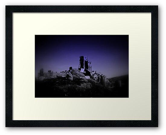 The Castle by Richard Hamilton-Veal