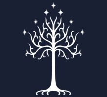 Tree of Gondor by whitegatedesign