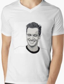 Brendon Urie aka my always crush Mens V-Neck T-Shirt