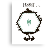 The Hobbits Canvas Print