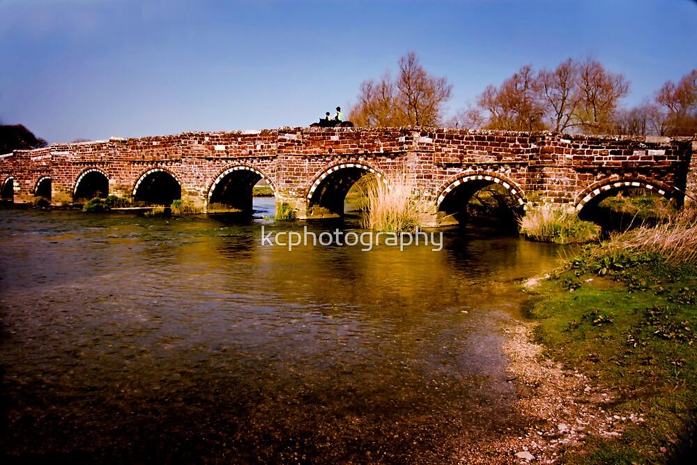 Stour Bridge by Richard Hamilton-Veal