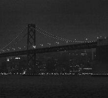 Night Bridge by beltanemaiden
