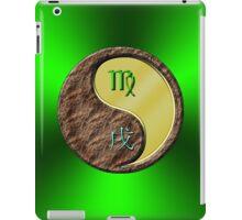 Virgo & Dog Yang Metal iPad Case/Skin
