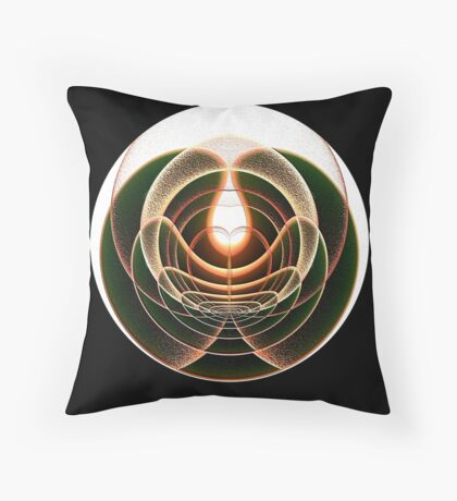 Turn Out The Light Throw Pillow