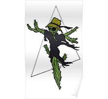 Cactus Scarecrow 2 Poster