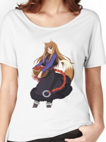 Holo - Spice and Wolf Women's Relaxed Fit T-Shirt