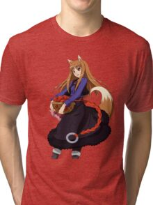 Holo - Spice and Wolf Tri-blend T-Shirt