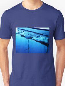 Brunswick Heads Boats Reflections #2 T-Shirt