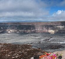 Halemau'ma'u Crater 2004 by Alex Preiss