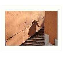 Shadows - Art Print