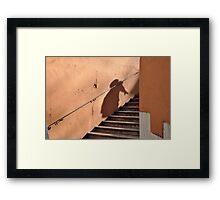 Shadows - Framed Print